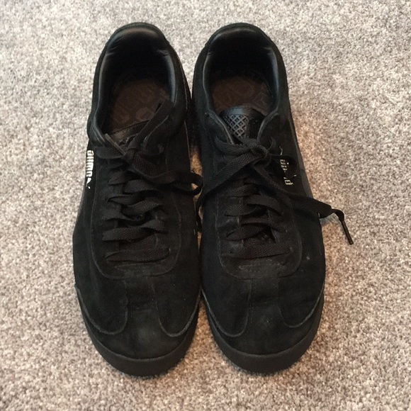 Puma Shoes | Puma Black Non Marking